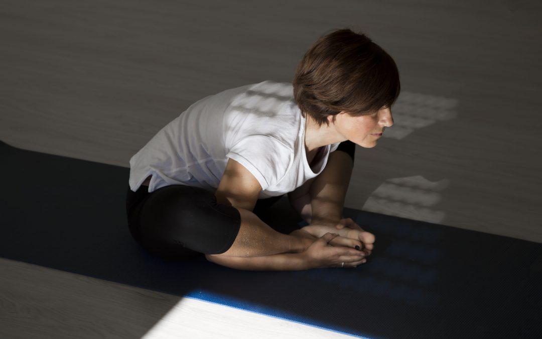 Yin Yoga quiete e riposo negli asana