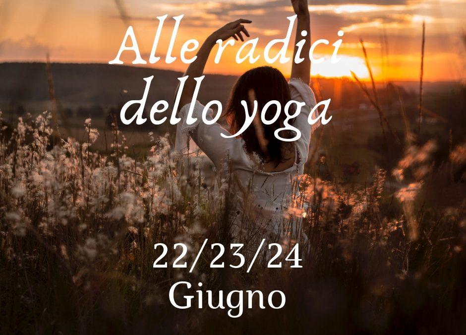 Alle radici dello yoga