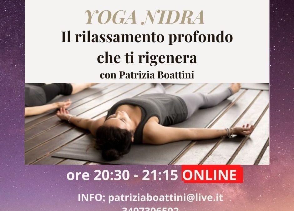 Speciale Yoga Nidra